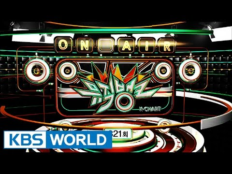 [Music Bank K-Chart] 5th Week of January (2016.01.29)