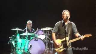 Light of Day - Springsteen - Jobing.com Arena Glendale, AZ - Dec 6, 2012