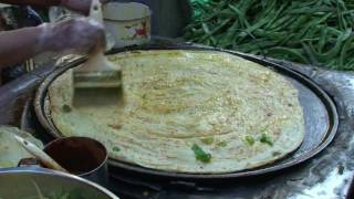 Jianbing (烙饼) - China Eats series 2009