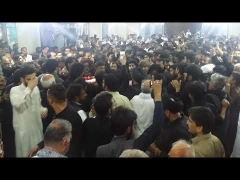 Janza mahkdom bawa syed nazakat shah islamabd
