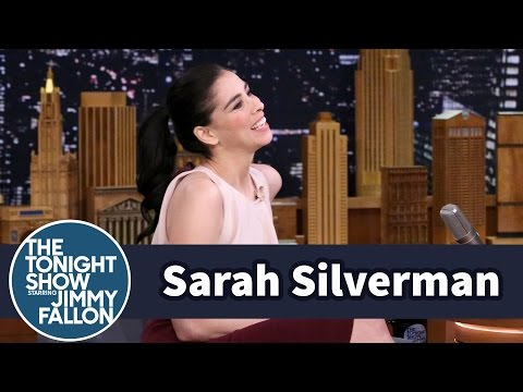 Sarah Silverman Wants Her Own Perfume