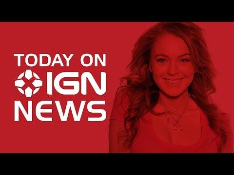 Today On Ign News: Rockstar Hits Back At Lindsay Lohan And More . . . video