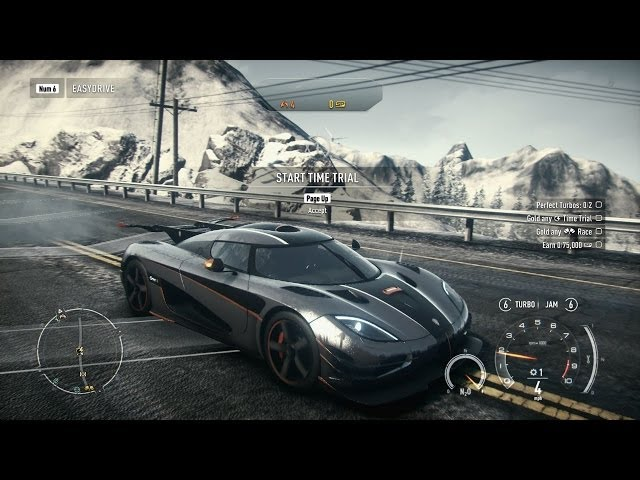 Need For Sd: Rivals PC: Fully Upgraded Koenigsegg Agera One:1 ...