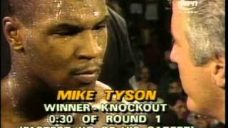 1986-07-26 Mike Tyson - Marvis Frazier