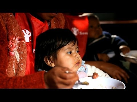 Getting to the root of malnutrition in Guatemala