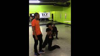 Fik-Shun (SYTYCD10) vs Laurent (Les Twins) [FREESTYLE EXHIBITION BATTLE]