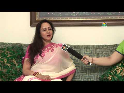 TV Asia Face to Face with Hema Malini