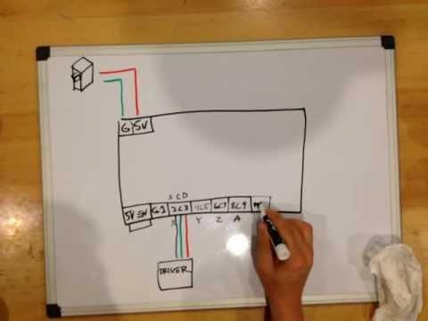 THUNDERDORK: DIY CNC Router - CNC4PC.COM C11 Wiring