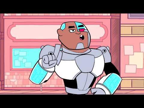 Teen Titans Go! - Grandma Voice