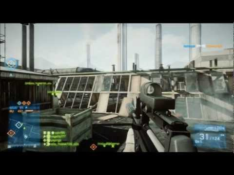 EL DESTINO VS VEGETTA EN BATTLEFIELD 3
