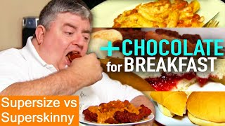 5 Meals A DAY | Supersize Vs Superskinny | S05E03 | How To Lose Weight | Full Episodes