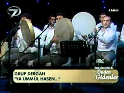 Grup Dergah Türkçe Arapça İlahi Dinlemek için Tıklayınız.