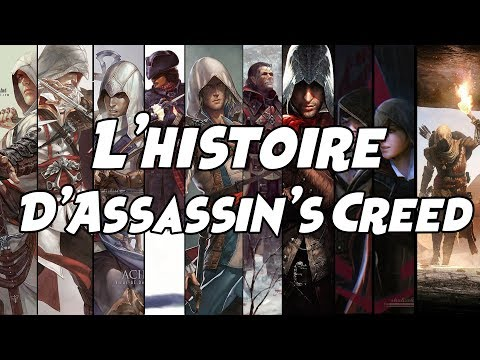 L'Histoire D'Assassin's Creed