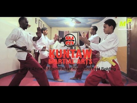 MarblePlayTV: Kuntaw Ancient Philippine Martial Arts