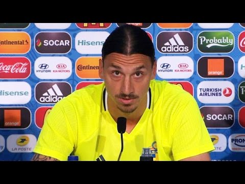 Zlatan Ibrahimovic Announces He Will Retire From International Football After Euro 2016