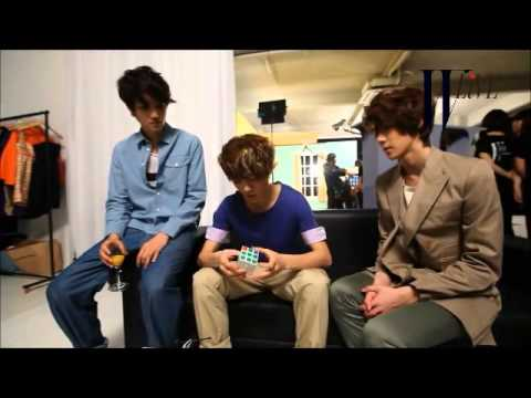 EXO-K/EXO-M W Live 1 with SM Fashionistas (Kai, Lu Han & Se Hun) Music Videos