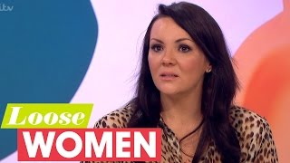 Martine McCutcheon Opens Up About Her Battle With ME And Depression | Loose Women