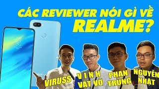 Reviewer nói gì về thương hiệu cực mới Realme ?