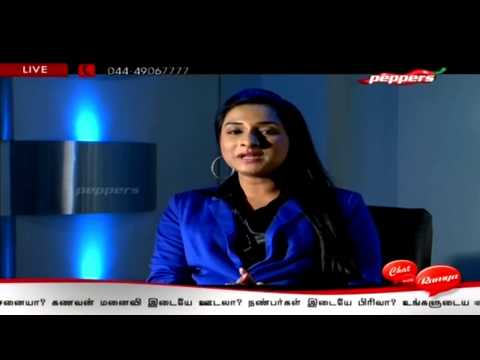 Tamil Tv Serial Actress Ramya | Chat With Ramya 28-12-2013 video