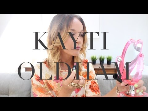 FINDING MY BEAUTY: Kayti Oldham