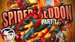 "Spider-Geddon ""Death of...Spider-Man?"" - InComplete Story PT1"