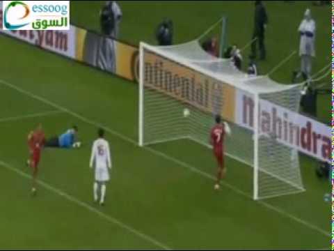 اهداف مباراة البرتغال وكوريا الشمالية كاس العالم 2010