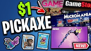 "How To BUY ""Minty Pickaxe"" For ONLY $1 (CHEAP & LEGIT)"