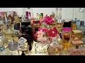 My HUGE  perfume Collection 2017