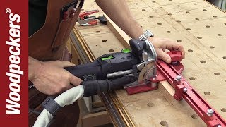 The Ultimate Accessory for the Domino Joiner with Guy Dunlap