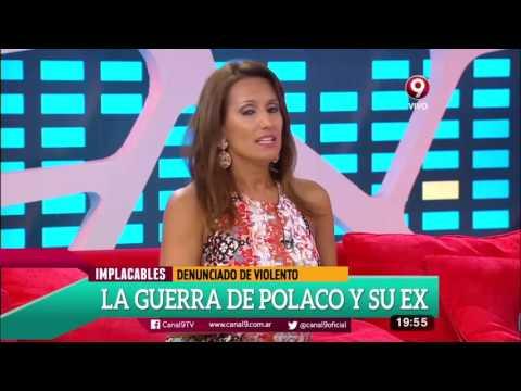 gianinna maradona le respondio a la ex del polaco