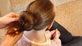 How To Make A Perfect Ballet Bun