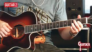 Redemption (Joe Bonamassa) - Intro - Guitar Tutorial with Matt Bidoglia