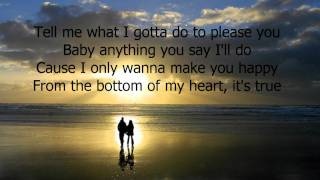 download lagu Joe - I Wanna Know   Lyrics gratis