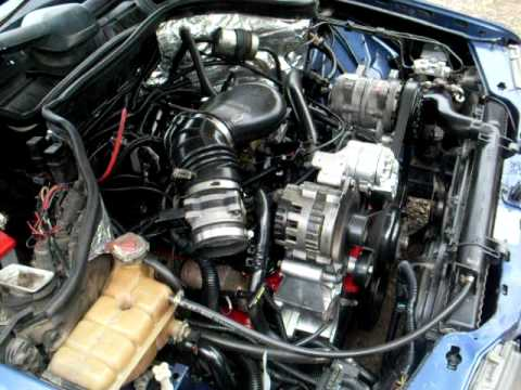mercedes w124 230e v8 engine