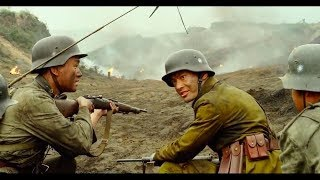 China vs Japan in WW2 - Hilltop battle [Eng Sub]?????????