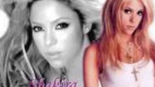 ILLEGAL - SHAKIRA FT. SANTANA (LYRICS)