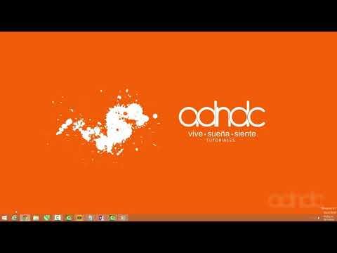 CorelDRAW Configuración para impresión de tarjeta de presentación. @ADNDC @adanjp