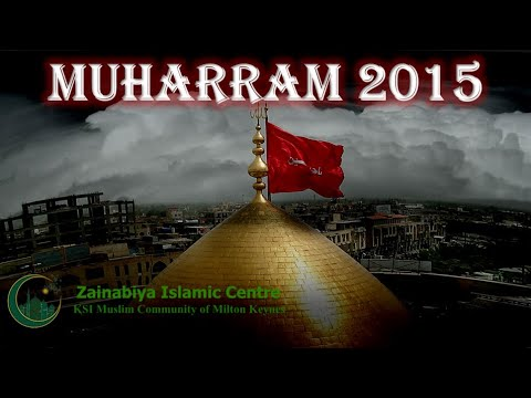 06 - Return To The Middle Ground  - Muharram 2015 - Sayyid Ali Abbas Razawi