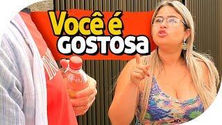 A SENHORA É MUITO GOSTOSA - PIADA DE BÊBADO - PARAFUSO SOLTO