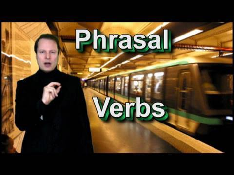 Learn English with Steve Ford-Steve in Paris 1 - Get Phrasal Verbs