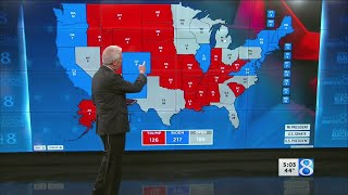 Latest presidential election update