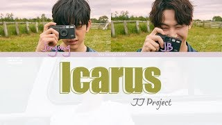 JJ Project - Icarus (Color Coded Lyrics Han|Rom|Eng)