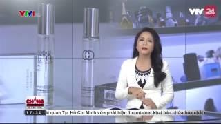 Nước hoa xách tay giá rẻ hay là nước hoa giả?   VTV24