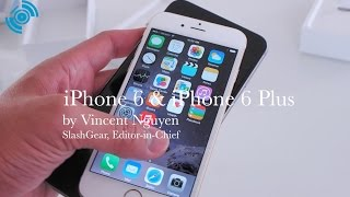 iPhone 6 and 6 Plus Hardware Walkthrough