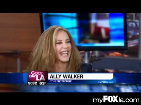 Actress Ally Walker on Good Day LA