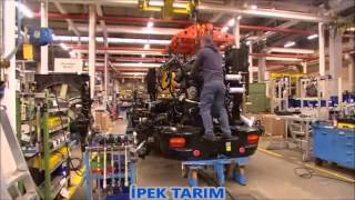 new holland fabrika(İPEK TARIM)