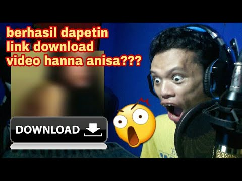 inikah link video hanna anisa lagu mp3 dan mp4 video