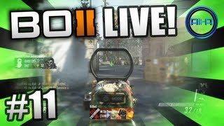 """WHAT DA FRICK!"" - BO2 LIVE w/ Ali-A #11 - (60+ KILLS!) - Black Ops 2 Multiplayer Gameplay"