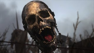 "Call of Duty®: WWII - The Resistance DLC 1 - ""The Darkest Shore"" Nazi Zombies Trailer"