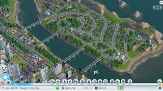 Simcity #44 - City Layout for the win :)))
